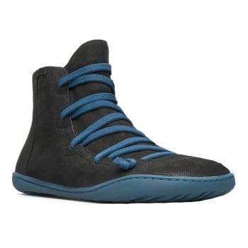 Camper Peu Cami Oxyde Negro / Cami Med (N19) 46104-093 Womens Boots