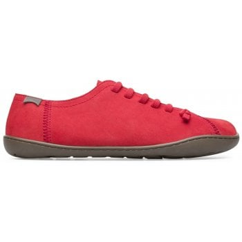 Camper Peu Cami Red (N76) 20848-185 Womens Leather Shoes