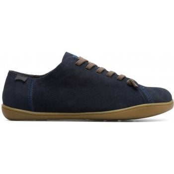 Camper Peu Cami Rug Navy (B16) 17665-225 Nubuck Mens Shoes