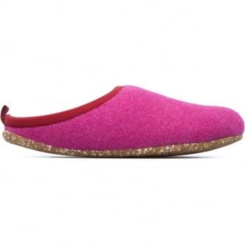 Camper Wabi Tweed Cardenal / Estufeta (N30) 20889-058 Womens Slippers