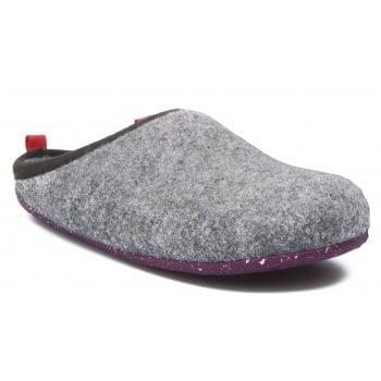 Camper Wabi Tweed Gris / Estufeta ReCircon (Z101) 20889-057 Womens Slippers