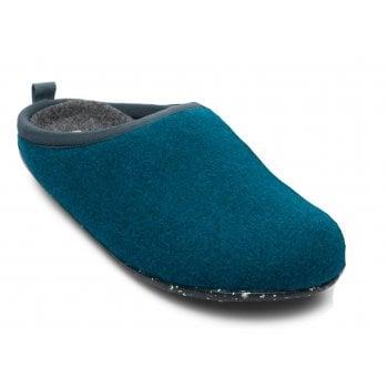 Camper Wabi Tweed Medusa / Estufeta Reoffblu (E5) 20889-085 Womens Slippers