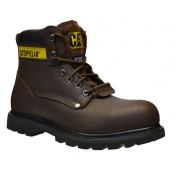 Caterpillar Sheffield STEEL TOE CAP Safty (Z106) WC94078753 Mens Work Boots