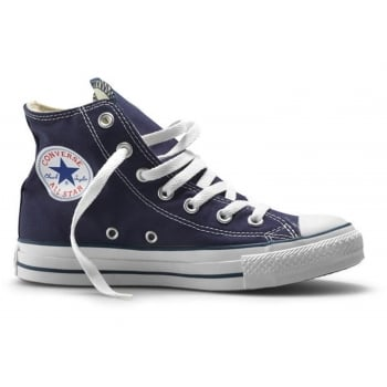 Converse All Star Hi Navy / White (F7) M9622C Unisex Trainers