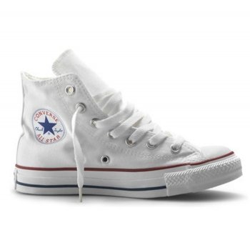 Converse All Star Hi Optical White (B5) M7650 Unisex Trainers