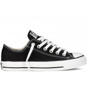 Converse All Star Ox Black (SC7) M9166 Unisex Trainers