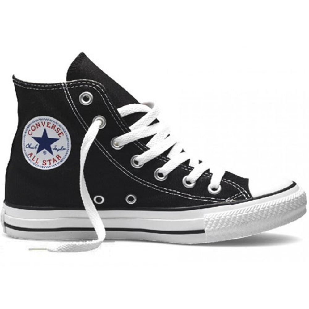 All star shoes black and white
