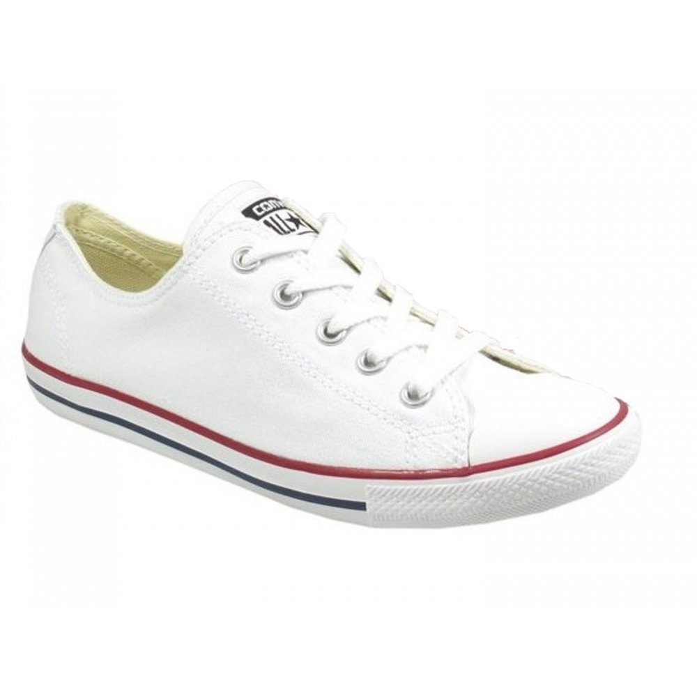 00c7f4d0137 Converse Converse CT AS Dainty Ox White (B18) 537204 Ladies Trainers ...