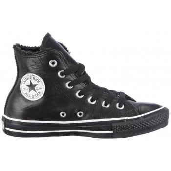 Converse CT Leather Hi Black 118802 (B1) Unisex Trainers