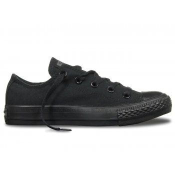 Converse CT All Star Ox Black Mono (F10) M5039 Unisex Trainers