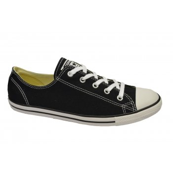 Converse CT AS Dainty Ox Black (Z-23) Ladies Trainers