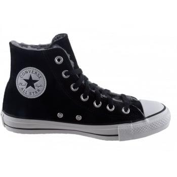 Converse CT HI Black (P10) 139818C Unisex Trainers