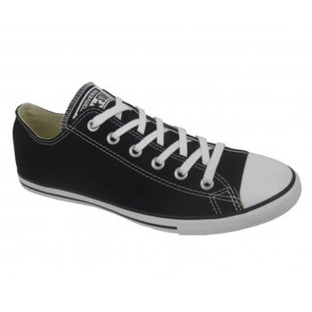 Converse CT Lean Ox Black (Z11) 142272 Unisex Trainers