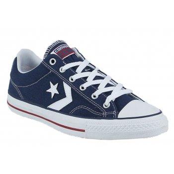 Converse Star Plyr Ox Navy / White (Z7) 144150C Unisex Trainers