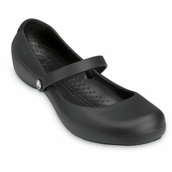 Crocs Alice Work Black  / Black (U1) 11050-001 Ladies Shoes