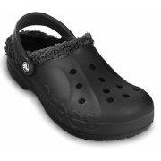 Crocs Baya Lined Black / Black (U3) 11692-060 Unisex Shoes / Clogs