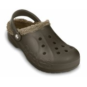 Crocs Baya Lined Espresso / Khaki (UX8) 11692-22Y Unisex Shoes / Clogs