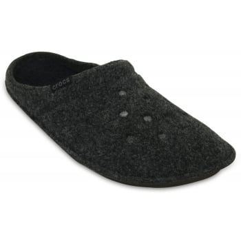 Crocs Classic Black / Black (U2) 203600-060 Unisex Slipper