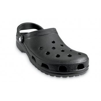 Crocs Classic Black (UX3) Unisex Clog