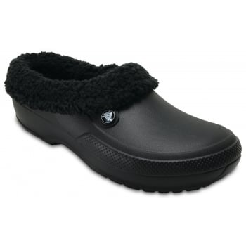 Crocs Classic Blitzen III Lined Black / Black (UX1) 204563-060 Unisex Shoes / Clogs