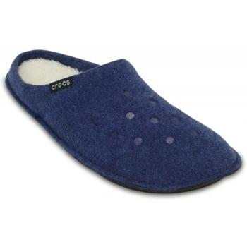 Crocs Classic Cerulean Blue / Oatmeal (U1) 203600-4GD Unisex Slipper