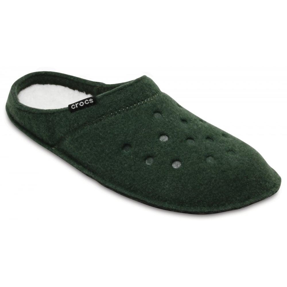 sprzedaż klasyczne buty oficjalny sklep Crocs Crocs Classic Forest Green / Oatmeal (Z21) 203600-36D ...