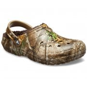 3afe0ea94a11d8 Crocs Classic Lined Realtree Edge Chocolate   Chocolate (Z12) 205377-280  Mens Clogs