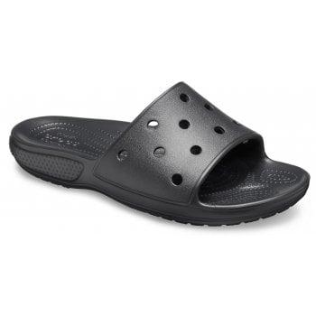 Crocs Classic Mens Slide Black (Z4) 206121-001