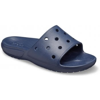 Crocs Classic Mens Slide Navy (Z20) 206121-410
