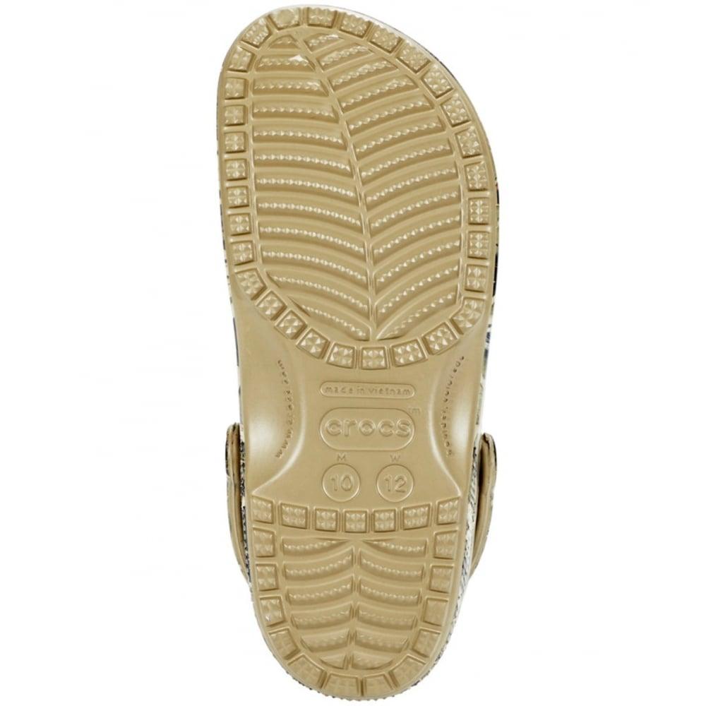 65f826709 Crocs Crocs Classic Realtree Khaki (UX5) 12132-260 Unisex Clogs ...