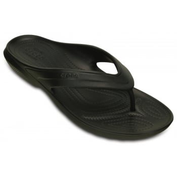Crocs Classic Relaxed Fit Black (UX5) 202635-001 Mens Flips