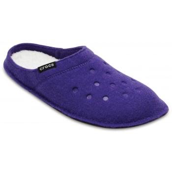 Crocs Classic Ultraviolet / Oatmeal (UX9) 203600-57P Unisex Slipper