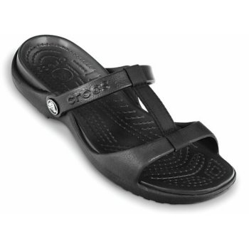 Crocs Cleo III Black / Black (UX6) 11216-060 Ladies Sandal
