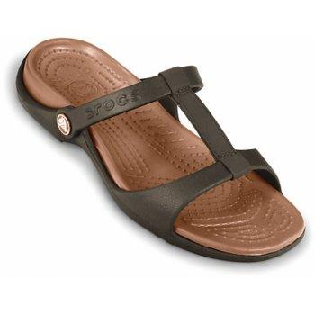 Crocs Cleo III Espresso / Bronze (U2) 11216-25M Ladies Sandal