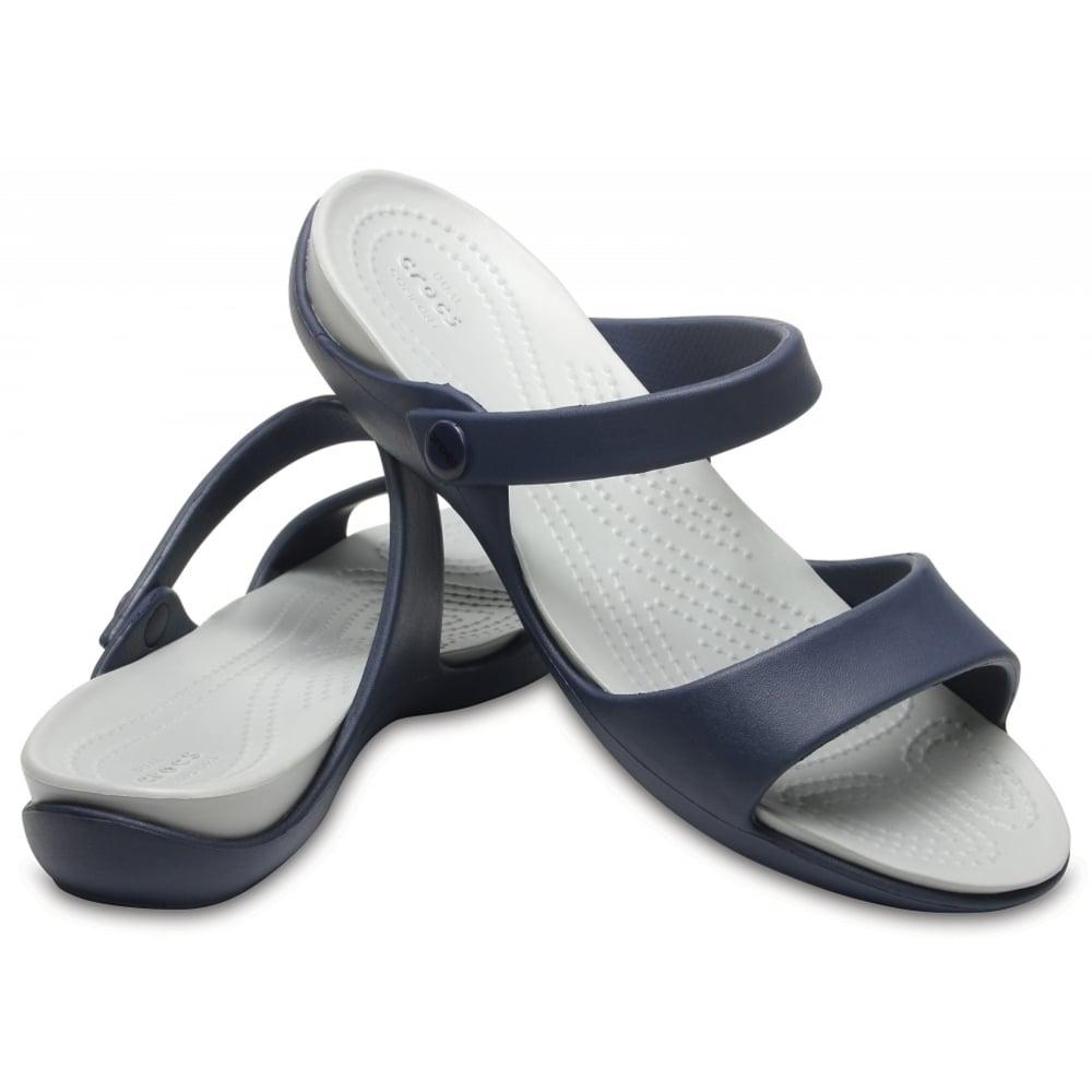 Crocs Damen Sandale Cleo V 204268-41S 39-40 FHxjU7vToE