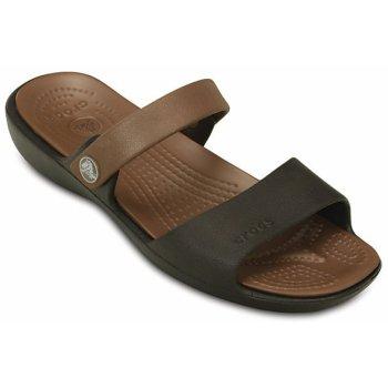 Crocs Coretta Espresso / Bronze (UX2) 200067-25M Ladies Sandal