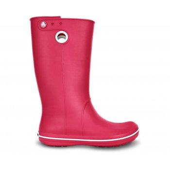 Crocs Crocband Jaunt Respberry (Z30) Womens Wellie / Rain Boots
