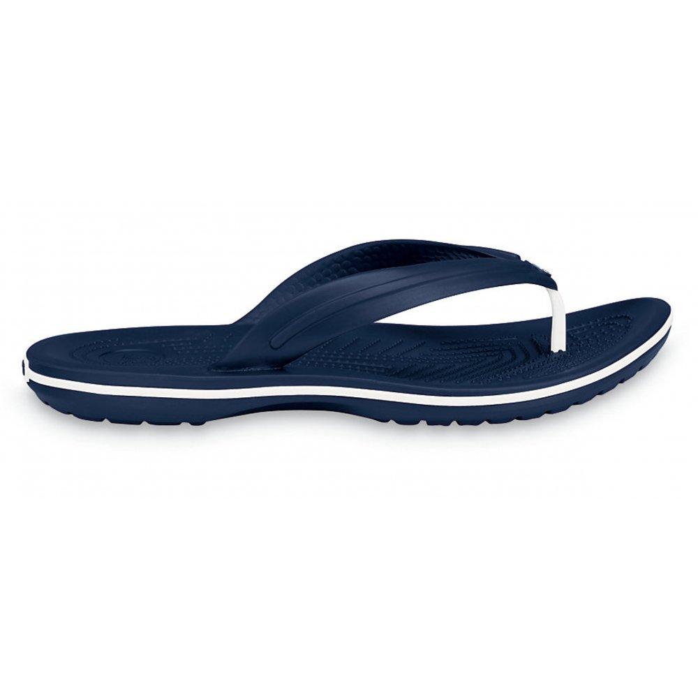 7a676cecb Crocs Crocband Navy (N55) Unisex Flip Flops. code 11033