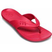 Crocs Kadee Raspberry (UX9) 14177-652 Womens Flip Flop