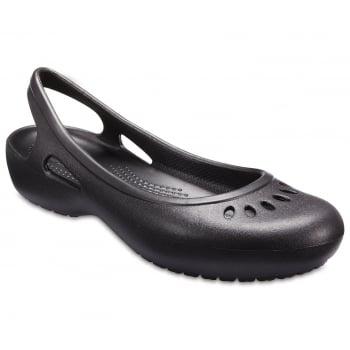 Crocs Kadee Slingback Black (Z16) 205077-001 Womens Clogs