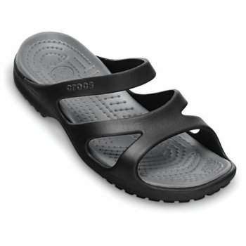 Crocs Meleen Black / Smoke (U2) 11853-05M Ladies Sandal