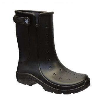 Crocs Crocs Reny II Black (Z-28) 16010 Wellie / Rain Mens Boots