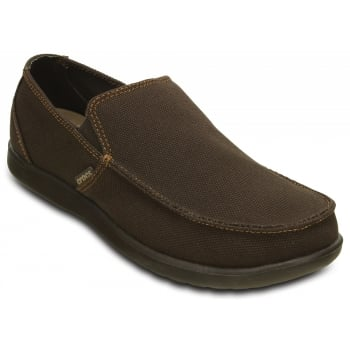 Crocs Santa Cruz Clean Cut Espresso / Espresso (B7) 202972-22Z Mens Shoes