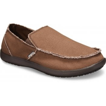 Crocs Santa Cruz Espresso / Espresso (UX4) 10128-22Z Mens Shoes