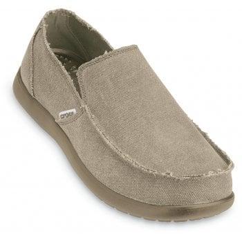 Crocs Santa Cruz Khaki / Khaki (Z23) 10128-261 Mens Shoes