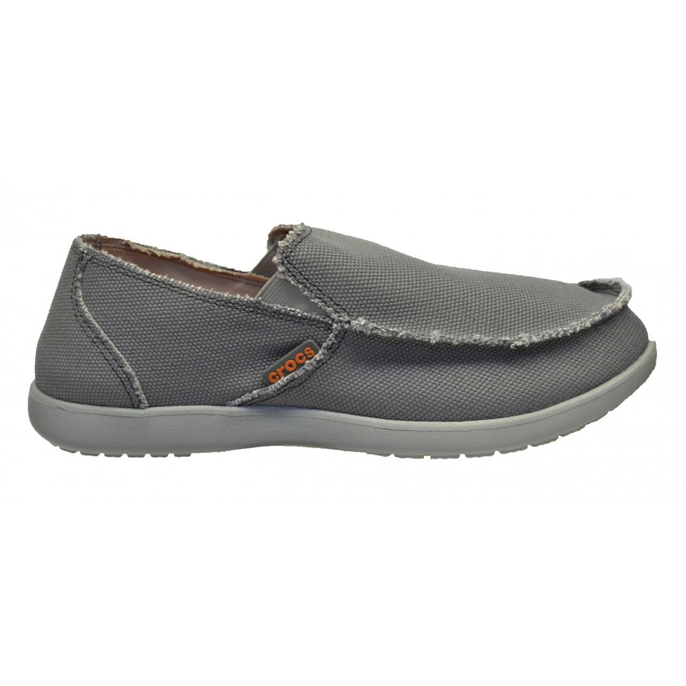 Crocs Crocs Santa Cruz Light Grey Charcoal Ux6 10128