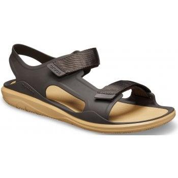 Crocs Swiftwater Expedition Sandal Espresso / Tan (UX4) 206526-2I1 Mens Sandal