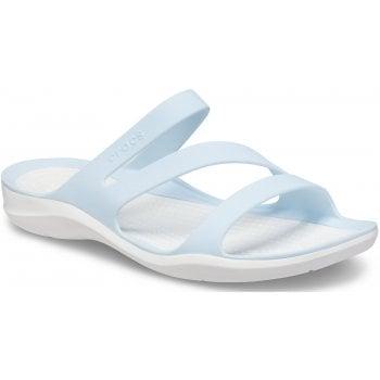 Crocs Swiftwater Mineral Blue (U3) 203998-4JQ Womens Sandals