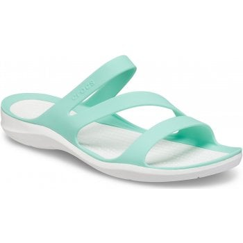 Crocs Swiftwater Pistachio (UX8) 203998-3U3 Womens Sandals