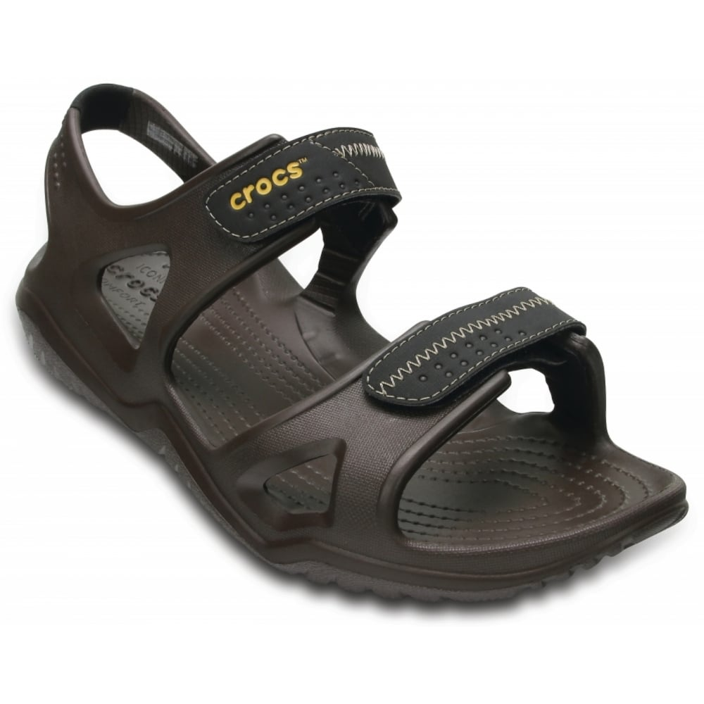 Crocs Crocs Swiftwater River Espresso Black U3 203965
